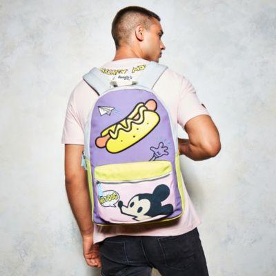 Mochila varios colores Mickey Mouse, serie Disney Artist, Disney Store