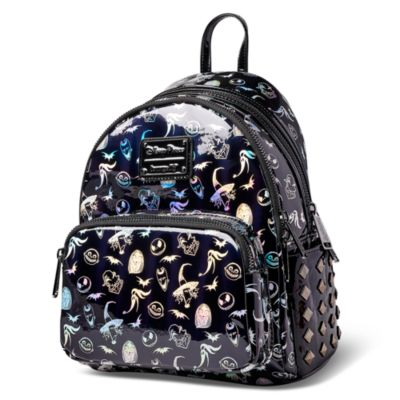 Loungefly The Nightmare Before Christmas Holographic Mini Backpack