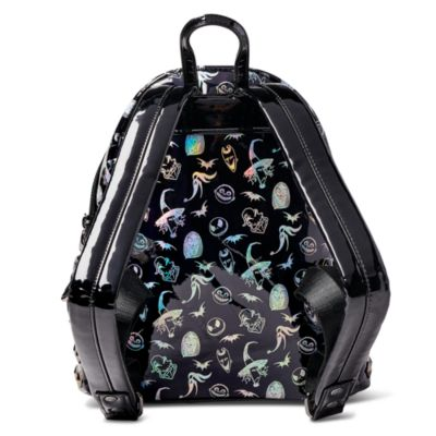 Loungefly - The Nightmare Before Christmas - Holographischer Mini-Rucksack