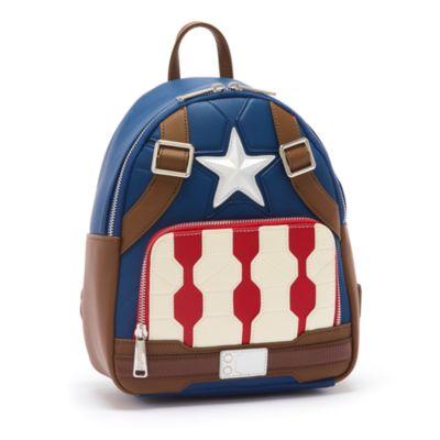 Loungefly Captain America Mini Backpack