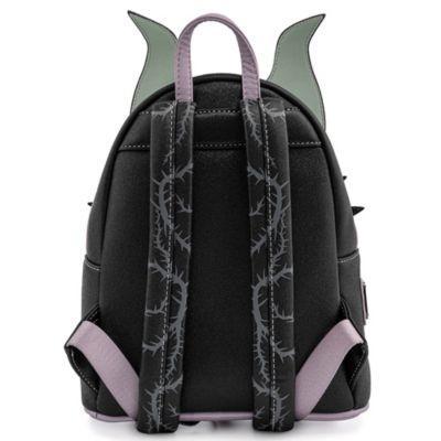 Loungefly Maleficent Mini Backpack, Sleeping Beauty