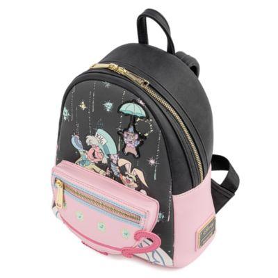 """Loungefly Mini sac à dos """"Un joyeux non-anniversaire"""", Alice au Pays des Merveilles"""