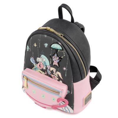 Loungefly Alice in Wonderland 'A Very Merry Unbirthday' Mini Backpack