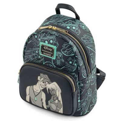 Loungefly Atlantis: The Lost Empire Mini Backpack