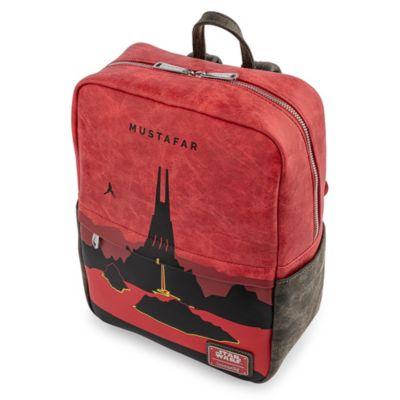 Loungefly Star Wars Mustafar Mini Backpack