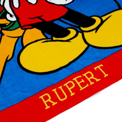 Disney Store Mickey and Friends Classic Beach Towel
