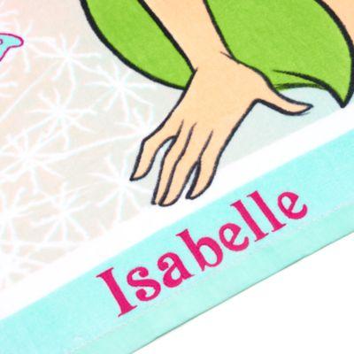 Disney Store Tinker Bell Beach Towel