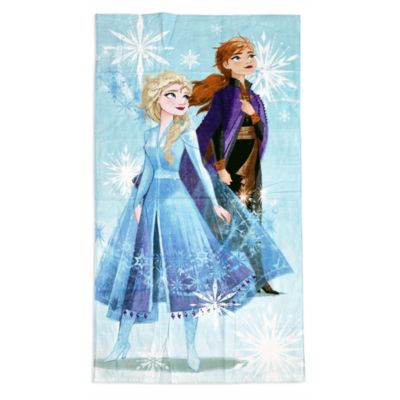 Disney Store Frozen 2 Beach Towel