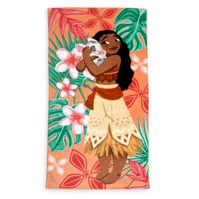 Disney Store Moana Beach Towel