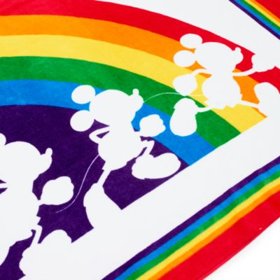 Disney Store Serviette de plage géante Mickey, Disney Celebrates