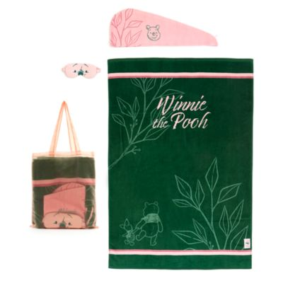 Set bienestar Winnie The Pooh, Disney Store
