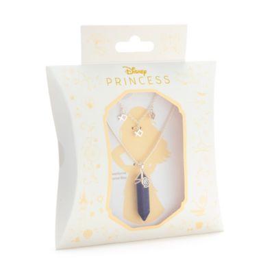 Disney Store - Vaiana - Halskette mit Anhänger aus Aventurin für Erwachsene