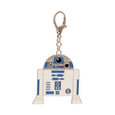 Disney Store R2-D2 Bag Charm, Star Wars