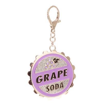 Disney Store - Oben - Grape Soda Flaschendeckel - Taschenanhänger