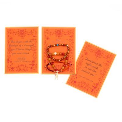 Disney Store Ensemble de bracelets avec cartes postales Pocahontas
