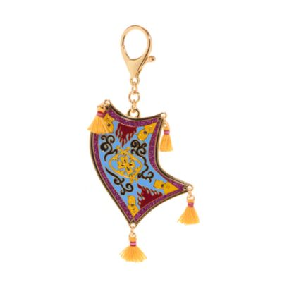 Disney Store Breloque de sac Tapis volant, Aladdin