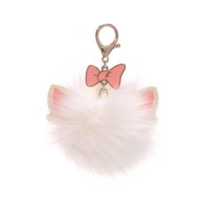 Disney Store Marie Pom-Pom Bag Charm