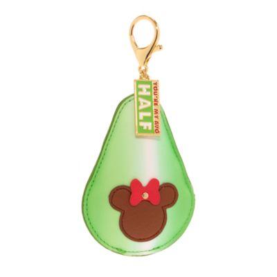 Disney Store Mickey and Minnie Avocado Bag Charm