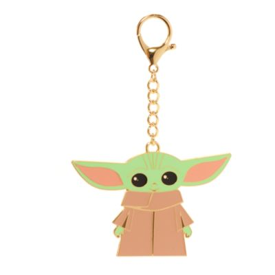 Disney Store Grogu Bag Charm, Star Wars: The Mandalorian