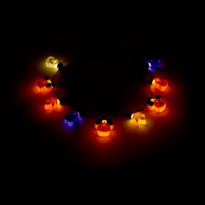 Collar con luz calabaza Mickey Mouse, Disney Store
