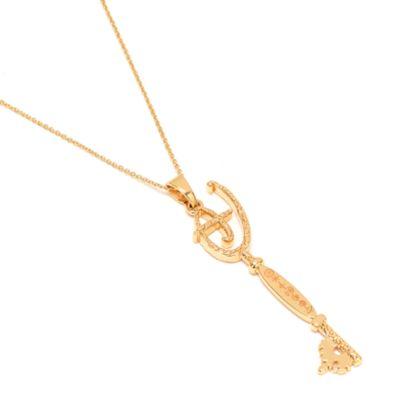 Disney Store - Disney Prinzessin - Halskette mit Schlüssel
