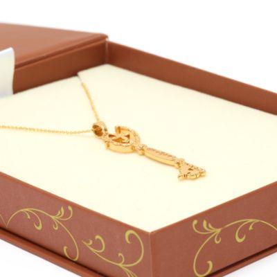 Disney Store Disney Princess Key Necklace