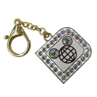 Abalorio para bolso diamantes de estrás Mickey Mouse, Disney Store