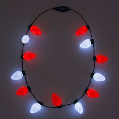 Disney Parks - Holiday Glow - Micky Maus - Halskette mit Leuchteffekt