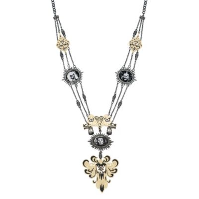 Betsey Johnson The Haunted Mansion Statement Necklace
