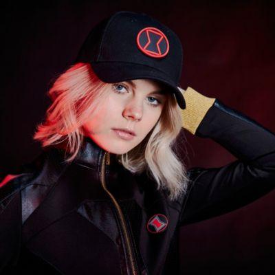 Disney Store Black Widow Cap For Adults