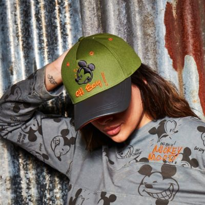 Disney Store Mickey Mouse Disney Artist Series Cap For Adults