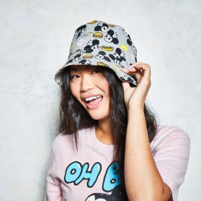 Sombrero reversible Mickey Mouse para adultos, serie Disney Artist, Disney Store