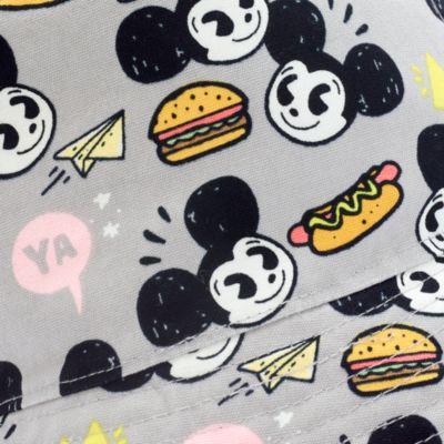 Disney Store Chapeau Mickey réversible pour adultes, collection Disny Artist