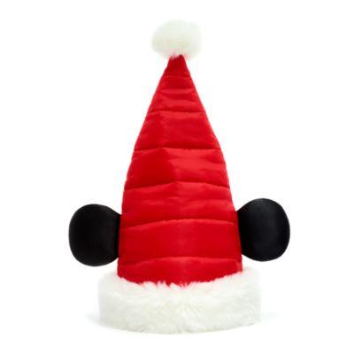 Disneyland Bonnet de père Noël Mickey pour adultes, Walt's Holiday Lodge