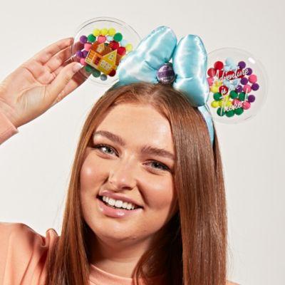 Walt Disney World Serre-tête à oreilles de Minnie Là-haut pour adultes