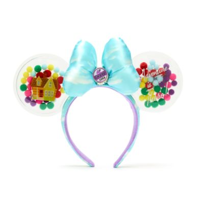 Cerchietto adulti orecchie Minni Up Walt Disney World