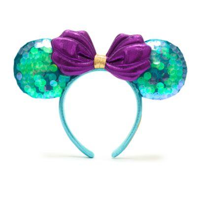 Cerchietto adulti orecchie Minni La Sirenetta Walt Disney World