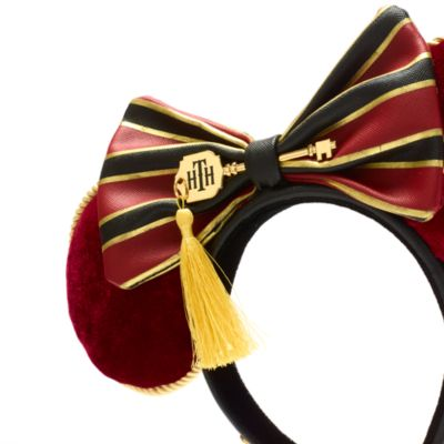 Loungefly The Twilight Zone Tower of Terror Minnie Mouse Ears Headband for Adults
