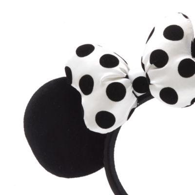 Walt Disney World Serre-tête à oreilles de Minnie monochrome pour adultes
