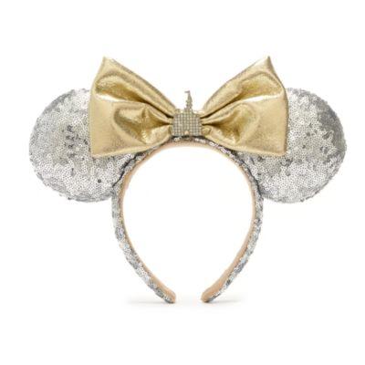 Cerchietto adulti orecchie Minni Castello Walt Disney World