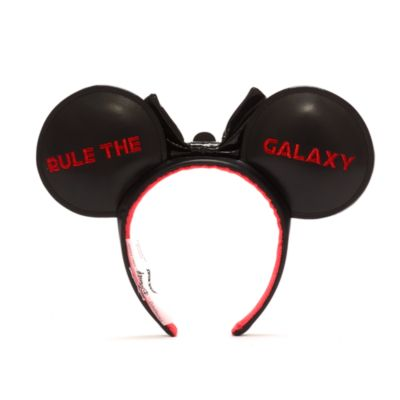 Cerchietto adulti orecchie Darth Vader Star Wars Ashley Eckstein Parchi Disney