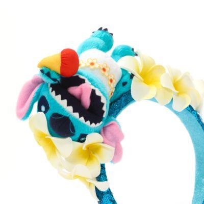 Diadema peluche Stitch para adultos, Disney Store