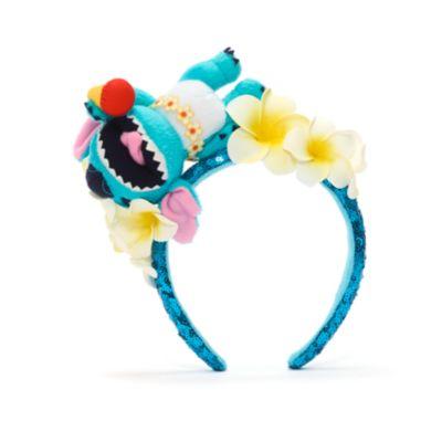 Disney Store Stitch Soft Toy Headband For Adults