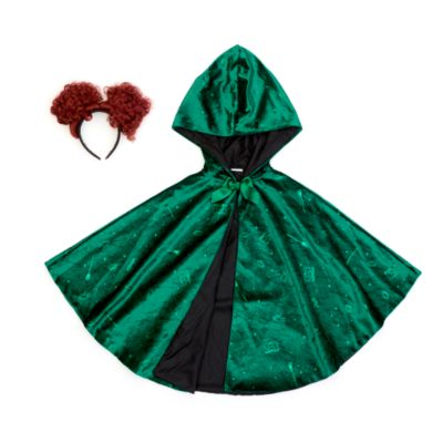 Disney Store Winifred Sanderson Costume Accessory Set For Adults, Hocus Pocus
