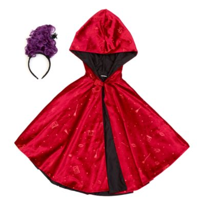 Disney Store Mary Sanderson Costume Accessory Set For Adults, Hocus Pocus