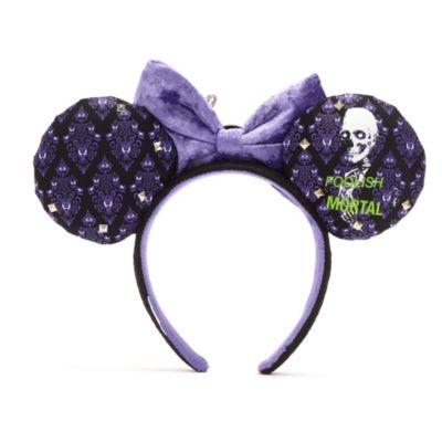 Disneyland Her Universe Serre-tête oreilles Madame Leota pour adultes