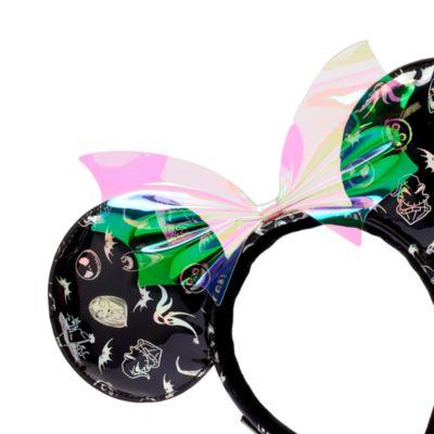 Loungefly - The Nightmare Before Christmas - Minnie Maus - Haarreif mit Ohren für Erwachsene