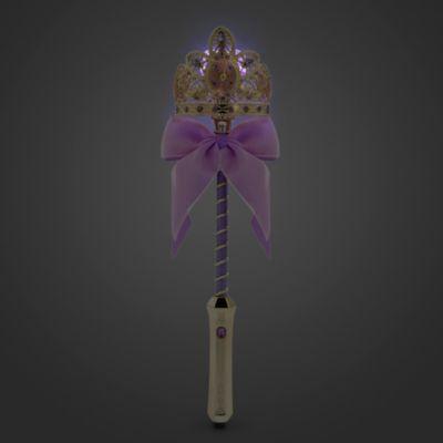 Bacchetta luminosa Principessa Rapunzel oro Disney Store