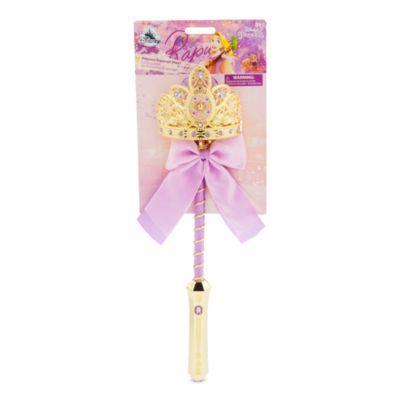 Disney Store Princess Rapunzel Golden Light-Up Wand