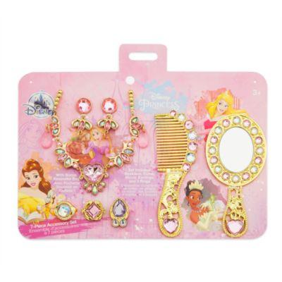 Disney Store Ensemble de 7accessoires de déguisement Princesses Disney